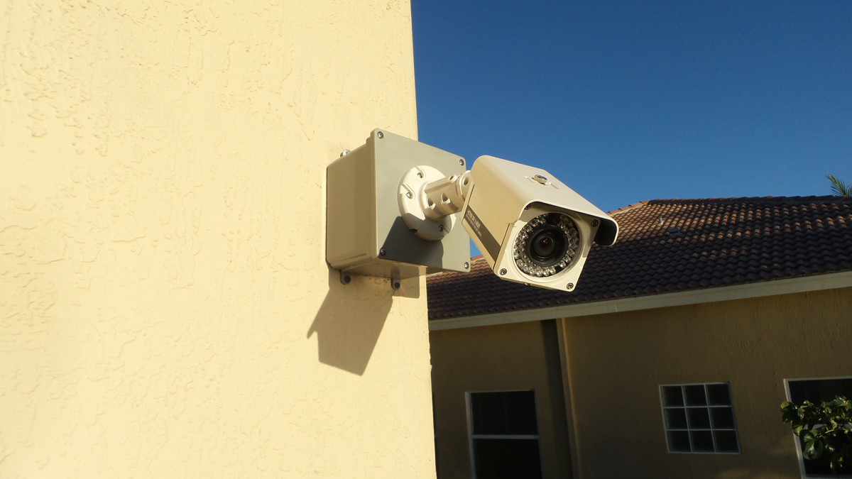 CCTV Security Camera System installation and maintenance  Abu Dhabi & Dubai