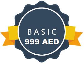Baisc Static Website Abu dhabi
