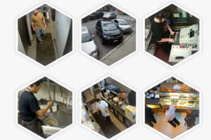 CCTV Camera Installation and maintenance solution for restaurants abu dhabi al ain Mussfah
