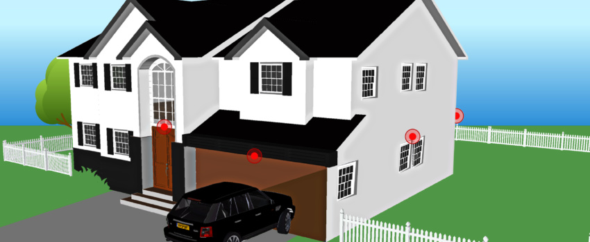 House, Home Villa, baby and Apartment CCTV camera installation and maintenance in abu dhabi