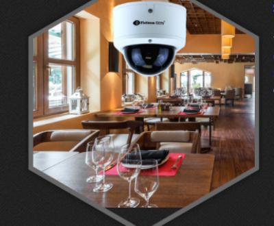 CCTV installation and maintenance for restaurants abu dhabi UAE