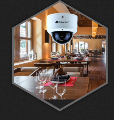 CCTV installation and maintenance for restaurants abu dhabi UAE