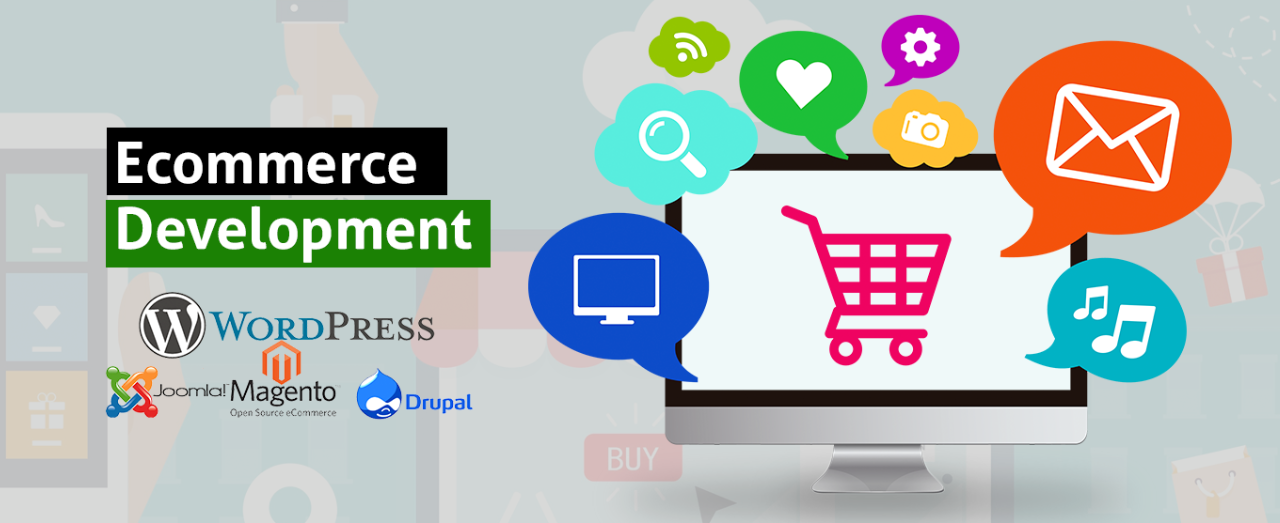 Ecommerce Website development company Abu Dhabi UAE