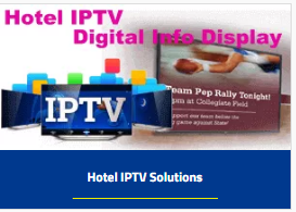 Hotel IPTV Solution Abudhabi UAE