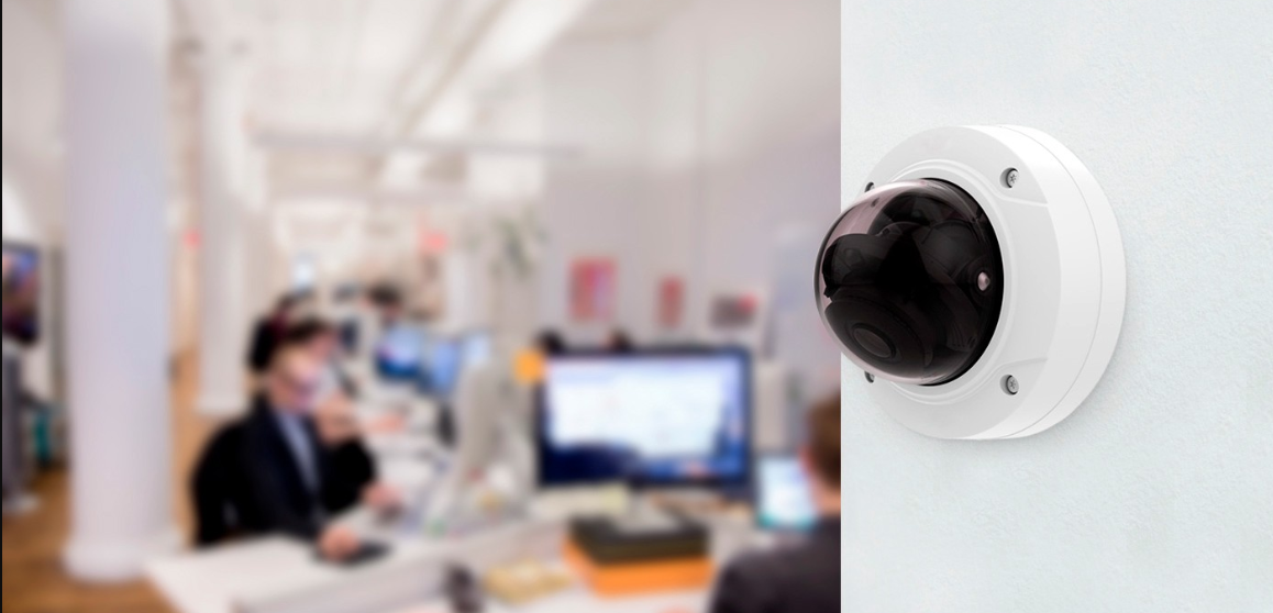 Offices CCTV security Surveillance installation Abu Dhabi -UAE- Webnetech