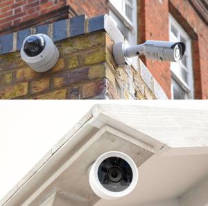 Outdoor CCTV installation abudhabi UAE- Webnetech
