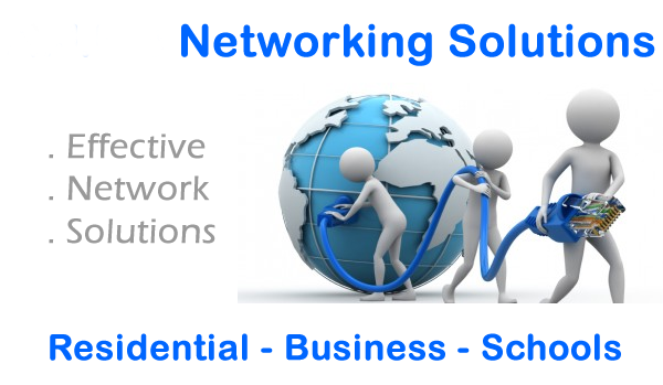 Networking solutions & Techincian uae abu dhabi